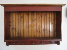 Hand Crafted Wall Shelf in Yucca Valley, California