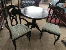 Table w/ 2 chairs in Camp Pendleton, California