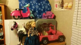 """18"""" Doll and Accessories in Warner Robins, Georgia"""