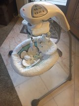 Fisher-price little lamb cradle n swing in Camp Pendleton, California