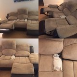 Recline couch in Travis AFB, California