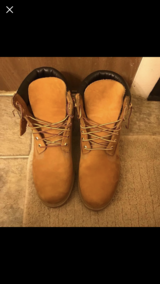 Timberland size 9 in Fort Drum, New York