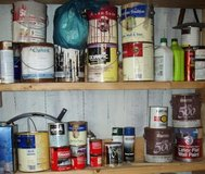 *WANTED* your old/unused paint, oils, cleaners, etc. in 29 Palms, California