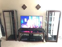 50in 3D TV and/or 3PC Entertainment center in Tacoma, Washington
