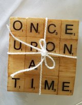 Scrabble Coasters in Fort Campbell, Kentucky