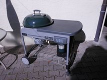 ULTIMATE WEBER CHARCOAL GRILL W/COVER in Ramstein, Germany