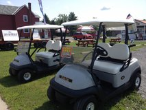 Golf carts gas and electric club car in Fort Drum, New York
