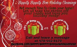 Holiday Cleaning Specials in Macon, Georgia