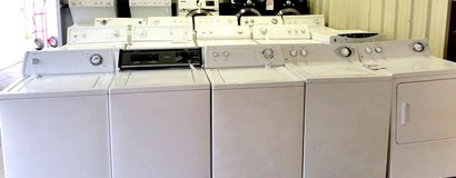 Washer, Dryer and refrigerator in Camp Pendleton, California