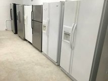 Different types refrigerators available in Camp Pendleton, California