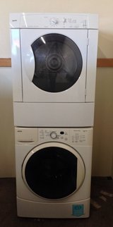 Kenmore Stacked Washer and Dryer in Camp Pendleton, California
