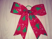 Christmas bows in Yucca Valley, California
