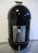 Weber Charcoal Smoker in Fort Lewis, Washington
