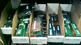 RAM DDR2, DDR3, SODIMM prices @ SBK Recycle in Tacoma, Washington