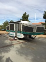 1994 Coleman tent trailer in Yucca Valley, California