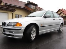 BMW 318 i automatic, A/C, brand new 2 years certificated POV, only 104.7oo miles, Model 99 in Ramstein, Germany