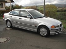 BMW 318i automatic 1.st Owner A/C low miles in Ramstein, Germany