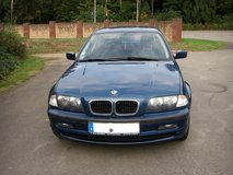 BMW 3.ser Year 2001 A/C Very nice low miles in Ramstein, Germany