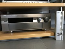 Yamaha Natural Sound AV Amplifier DSP-A2- Vintage Dolby Digital/DTS Amplfier in Ramstein, Germany