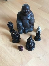 Buddha Figuren in Ramstein, Germany