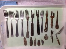 Old Knives & Forks in Ramstein, Germany