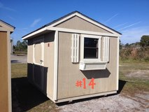 PRE-OWNED 8x12 Garden Shed Storage Building GREAT BUY!!! in Moody AFB, Georgia