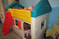 Little Tykes Playhouse Bed in Oswego, Illinois