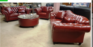 Elizabeth Living Room Set - price includes delivery - see VERY IMPORTANT below in Spangdahlem, Germany