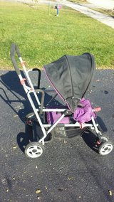 Two-seat Baby Stroller in Bolingbrook, Illinois