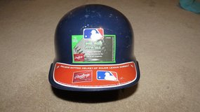 Rawlings WALOS Navy Blue Batting Helmet Size 61/2-7/12 in Yorkville, Illinois