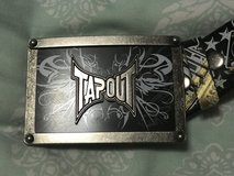 TapOut belt in Fort Knox, Kentucky