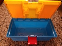 Kids colorful crafts - tool box in Lockport, Illinois