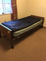 Hospital Bed and Gel Mattress in Glendale Heights, Illinois