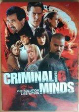 Criminal Minds Season 6 Box Set in Ottumwa, Iowa