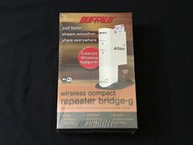 Buffalo Technology AirStation 54Mbps Wireless Compact Repeater Bridge-G in Spring, Texas