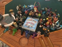 PS3 Skylanders Trap Team with 26 Figures and 8 traps + extras in Ramstein, Germany