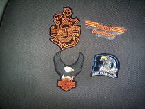 Harley Davidson Patches in Spring, Texas