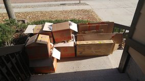 Boxes and Packing Paper in Fort Carson, Colorado