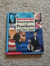 Encyclopedia of Presidents Book - NEW in Camp Lejeune, North Carolina