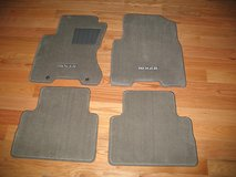 Set of 4 Matts for Nissan Rogue in Rolla, Missouri