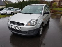 2006 FORD FIESTA  turbo diesel*5 DOOR *NEW INSP*BEST CONDTION in Spangdahlem, Germany