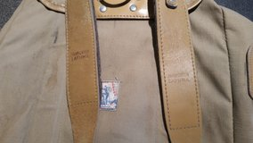 Lufma French canvas hiking backpack in Camp Lejeune, North Carolina