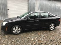 2006 Ford Focus zx4 ST must see in Tacoma, Washington