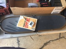 Tony Hawk game and board in Tinley Park, Illinois