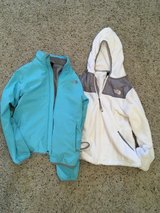 North Face Girls Osito and windbreaker Coat/Jacket in St. Charles, Illinois