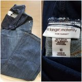 Maternity jeans -size 16 in Travis AFB, California