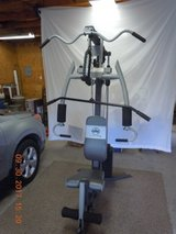 Marcy Weight machine, will hold for Christmas in Wilmington, North Carolina