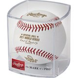 ASTROS Official 2017 World Series Game Baseball - New in Case - Sell Today! in Pasadena, Texas