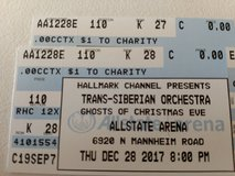 Chicago 2 Trans-Siberian Orchestra tickets in Glendale Heights, Illinois