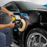 Car Detail PCS Agriculture POV Cleaning // Full Auto Body Paint Repair Shop in Wiesbaden, GE